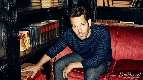 Paul Rudd Talks 'Ant-Man' with The Hollywood Reporter ...