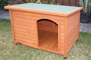 large wooden dog kennel comfort With large wooden dog kennel