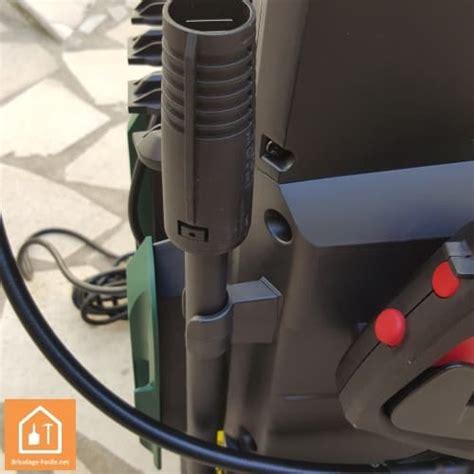 test nettoyeur haute pression aqt 45 14 x de bosch bricolage facile