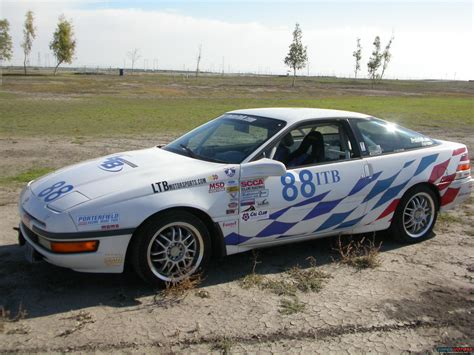 Ford Probe Car by 1990 Ford Probe 90 Probe Race Car Picture Supermotors Net