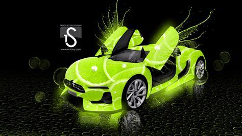neon car wallpaper gallery
