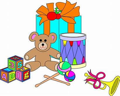 Toys Toy Clipart Transparent Cliparts Toddler Bunch