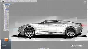 Autodesk Car Design YouTube