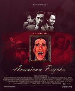 American Psycho Poster by ilkerozcan on DeviantArt