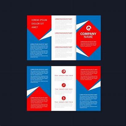 Tri Brochure Fold Vector Wisxi Flyer