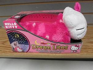 Pillow Pets Hello Kitty Dream Lites All New Jewelry