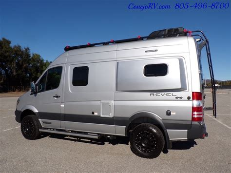 I had no idea winny kitted out such capable vehicles with their trademark overland comforts and i'm quite impressed with the results. 2019 Winnebago Revel 44E 4X4 Sprinter Mercedes Turbo Diesel for sale in Thousand Oaks, CA ...