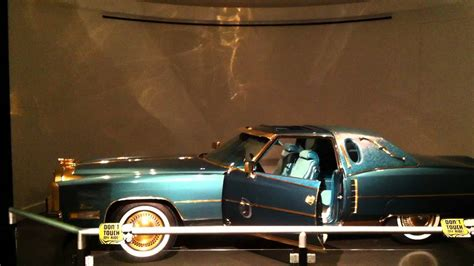 isaac hayes car   stax museum  memphis tn youtube