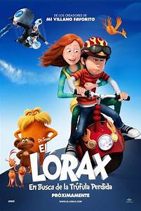 Dr Seussu002639 The Lorax Movie Poster Decor 3813 Online On Sale