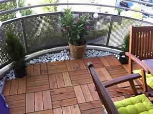 Deko Ideen Balkon : terrasse balkon 39 balkon 39 klein aber fein zimmerschau ~ Frokenaadalensverden.com Haus und Dekorationen