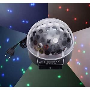 Boule De Lumiere : jeu de lumi re boule eclairage laser avis et prix pas cher cadeaux de no l cdiscount ~ Teatrodelosmanantiales.com Idées de Décoration