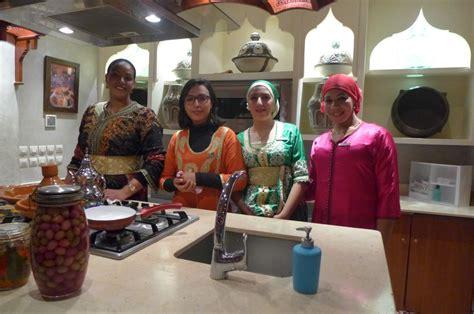 atelier de cuisine marrakech l 39 atelier de cuisine de la maison arabe cour de cuisine
