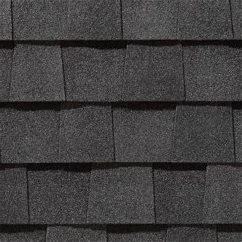 certainteed landmark designer shingles moire black