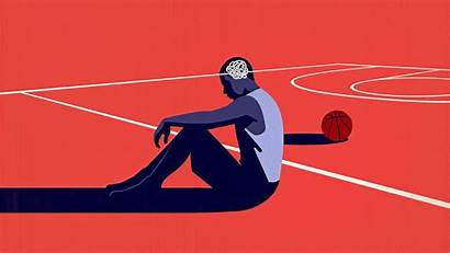Mental Health Athletes Sports Macmullan Jackie Nba
