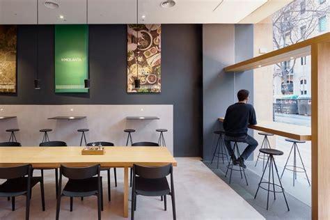La Molanta Restaurant By Frederic Perers, Barcelona