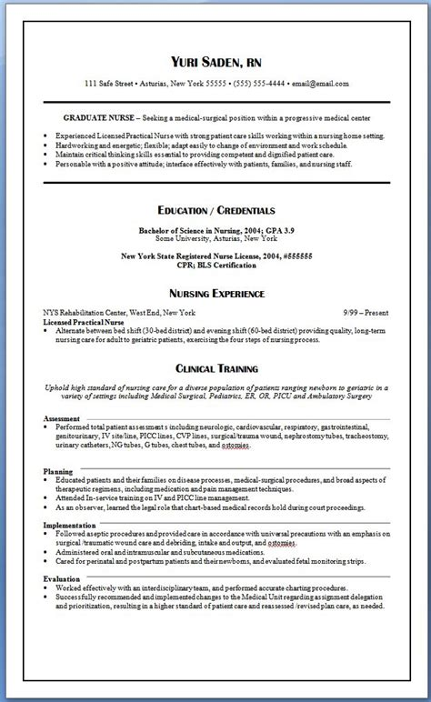 1000 ideas about rn resume on nursing resume