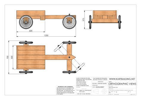 wooden  kart plans   build  wooden  kart