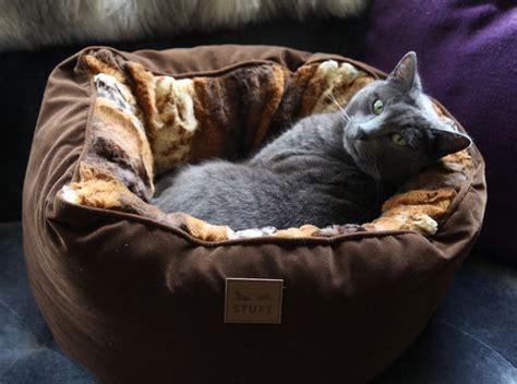 stuft bed stuft nap nest cat bed r2ppet stuft pet beds