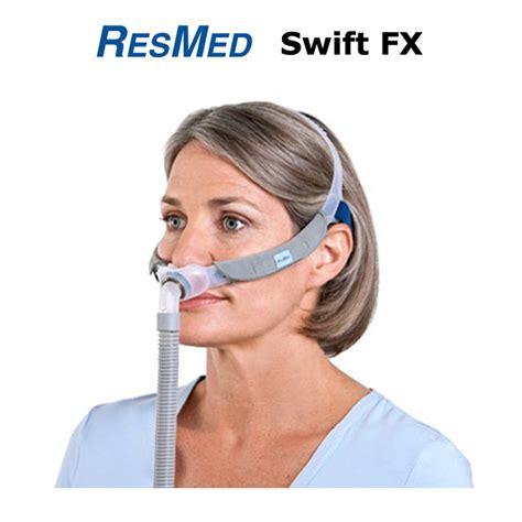 cpap nasal pillows fx for nasal pillow cpap mask resmed