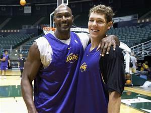 Karl Malone Dropped $20K To Have Luke Walton as His ...