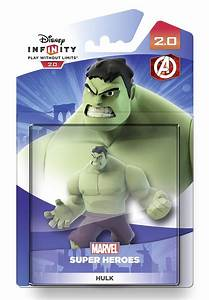 Disney Infinity 2.0 Hulk Figure (Xbox One/360/PS4/Nintendo ...