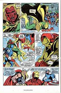 A, Blog, Featuring, Golden, Silver, And, Bronze, Age, Comic, Book, Art, And, Artists, Avengers, 93