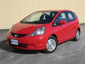 Test Drive  2009 Honda Fit Lx Manual