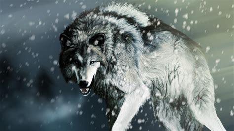Beautiful Wolf Spirit Wallpaper