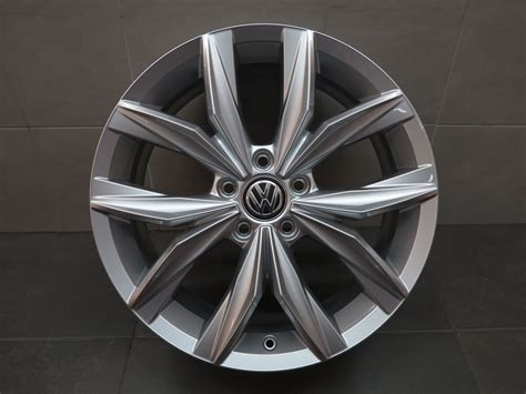 vw felgen 18 zoll 18 zoll original vw tiguan ii 5na kingston felge r line 5na601025b zl1k premium wheels