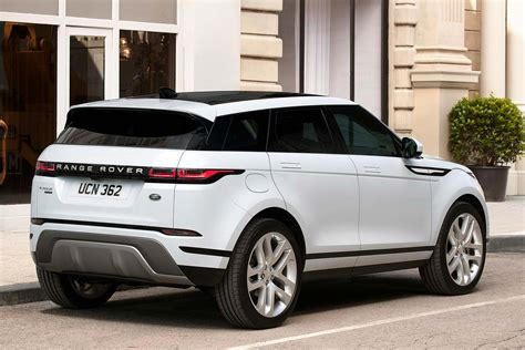 Land Rover Range Rover Evoque 2019 by 2019 Range Rover Evoque Motoring Research
