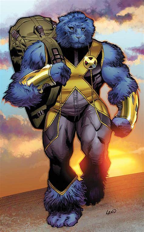beast marvel comics  men avengers defenders