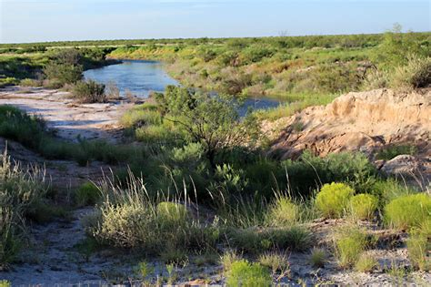 Day Trips: Horsehead Crossing, Pecos River: Old Western