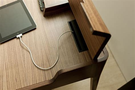 Nextech Cable Help Desk by 5 Trendy Desks To Complete The Modern Home Office