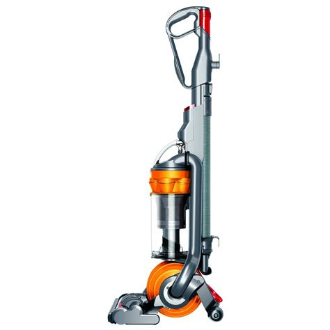 dyson dc25 all floors upright vacuum cleaner gadget review