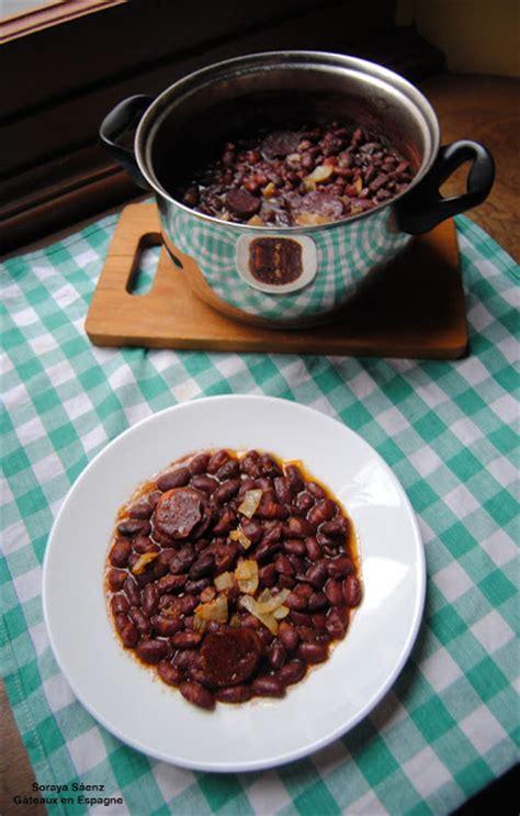 cuisiner les haricots rouges secs gâteaux en espagne 39 caparrones 39 les haricots rouges