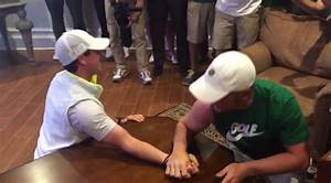 VIDEO: Watch junior golfer Brad Dalke beat Rory McIlroy in ...
