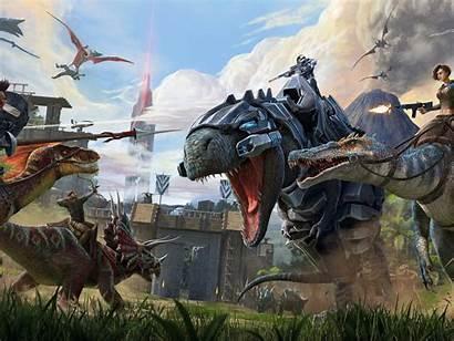 Ark Survival Evolved 4k Wallpapers Resolution Backgrounds