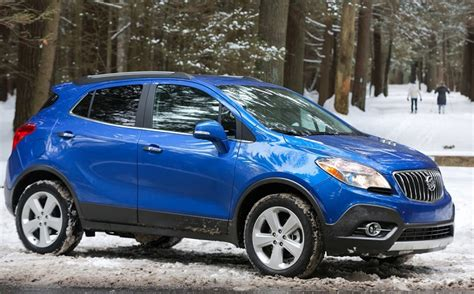 Top-rated Small Suvs In The 2016 Initial Quality Study