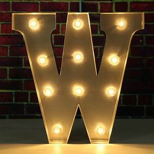 93939 marquee letter led lights vintage circus style heart With studio décor marquee letter 9