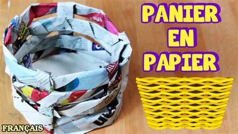 panier de basket chambre bricolage facile comment faire panier en papier how to