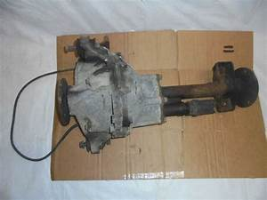1998-1999 Chevy Suburban 1500 Series V-8 Automatic Front Differential