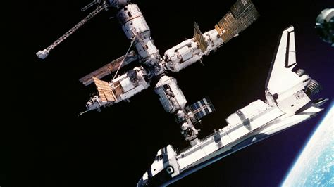 atlantis space shuttle docking iss wallpaperscom