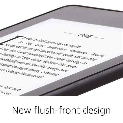 the new kindle paperwhite is waterproof and has audible