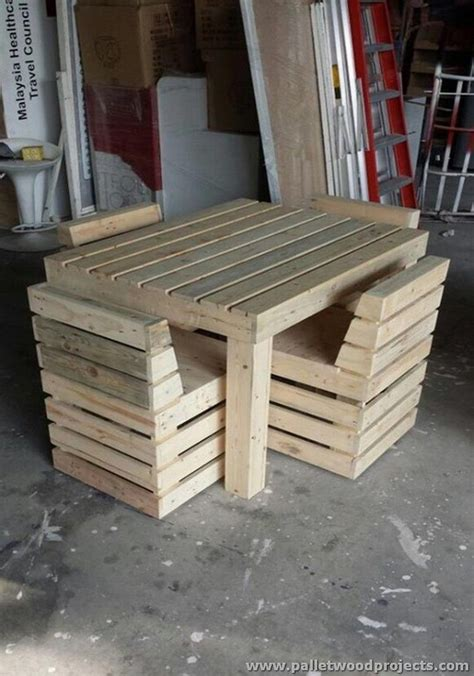 pallet wood recycling projects woodpecker woodworking