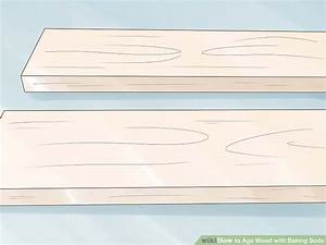 Holz Künstlich Vergrauen : how to age wood with baking soda 14 steps with pictures ~ Markanthonyermac.com Haus und Dekorationen