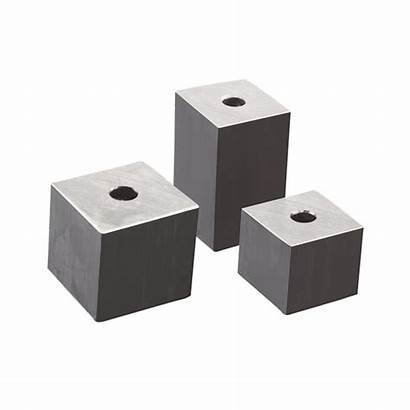 Lead Square Weight Sash Weights Beslag Schuiframen