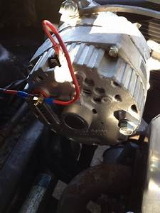 One Wire Alternator