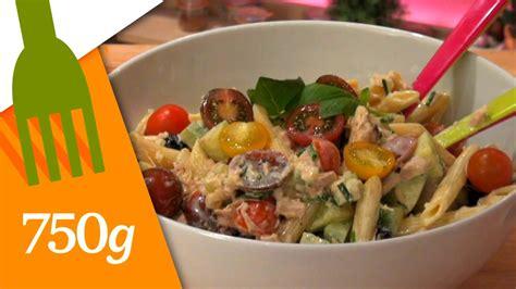 recette de salade de p 226 tes 750 grammes