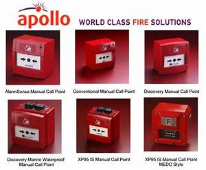 Examples Of Apollo Manual Call Points  Mcps  Or  U0026quot Break