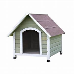 trixie nantucket large dog house in gray white 39472 the With trixie dog house large